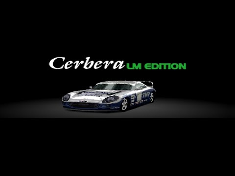 Gran turismo 1 tvr cerbera lm edition (replay video) [hd] youtube.