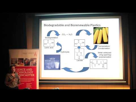 The Power of Plastics: Polymers Past, Present and Future (Dr Rachel Platel - Chemistry)