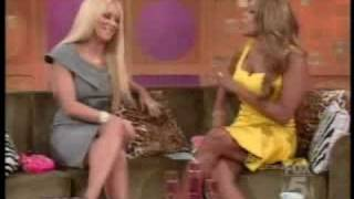 Aubrey ODay on The Wendy Williams Show part 1 YouTube Videos