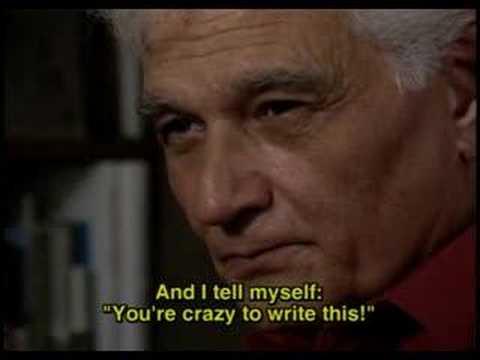 Jacques Derrida On The Problematics Of Deconstruction