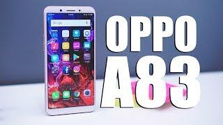 Огляд OPPO A83 - приємне здивування у форматі 18:9