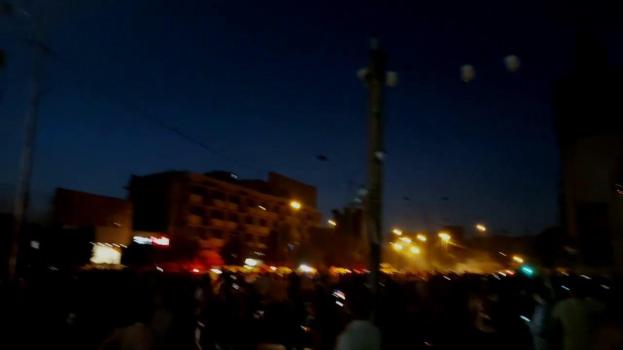 بروح بلدم نفديك ياعراق 26/10 مظاهرات العراق ساحة التحرير #نازل_اخذ_حقي بغداد اليوم