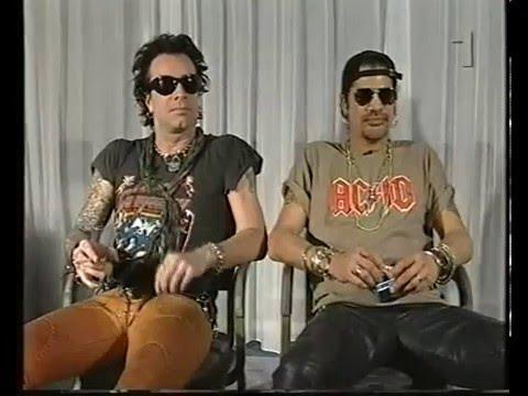 Slash's Snakepit –interview (Ain't Life Grand Tour)