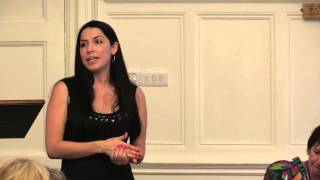 Francesca Stavrakopoulou, Tom Holland: Speaking freely about religion (World Humanist Congress)