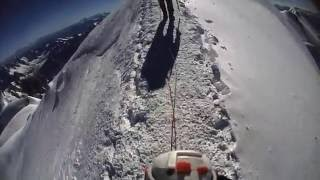 to the mont blanc summit