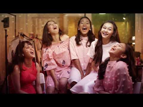 PANDORAS -  JANGAN LARI OST BUDAK IJAT  TV3 ( REMASTERED)