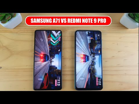 samsung-galaxy-a71-vs-redmi-note-9-pro-|-video-test-display,-speedtest,-camera-comparison