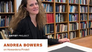 The Artist Project: Andrea Bowers