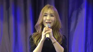 미스미스터 - 품바협회 회장 이.취임식 축하공연  2019. 02. 20 (4K원본 Clip0008)