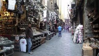 Napoli - Centro storico - i Decumani