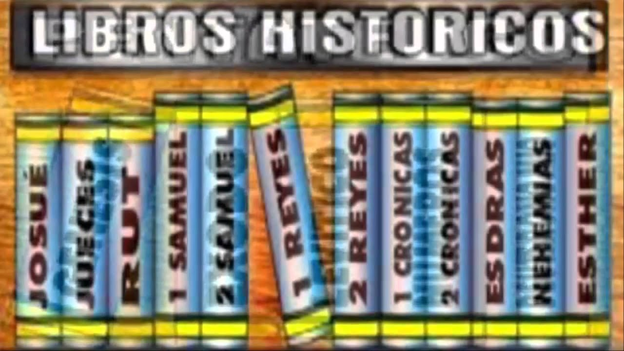 Libros Antiguos Canto Libros Del Antiguo Testamento Youtube