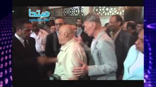 فيديو| أبو عوف يظهر من جديد فى عزاء العدل