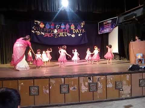 Aradhya Adak school function @ Time kids.