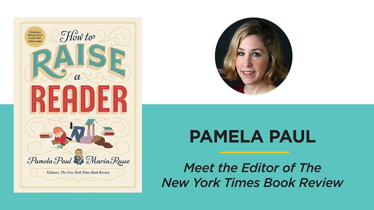 Meet The Editor Of The New York Times Book Review Pamela Paul Youtube