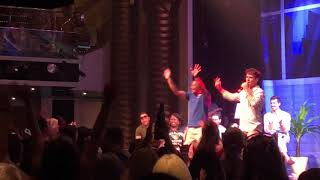 NKOTB Cruise X 2018 - Game Show Group B