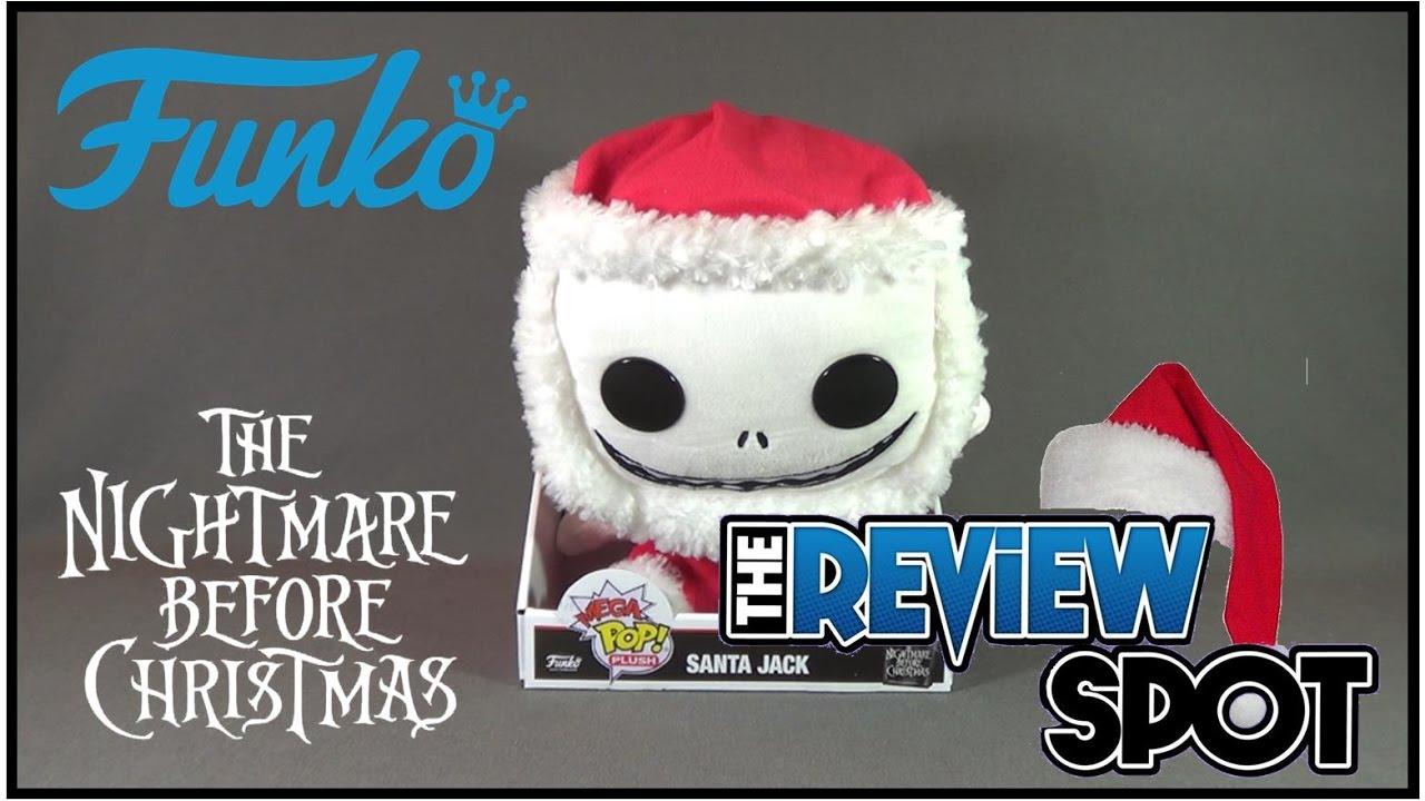 Christmas Spot 2016 - Funko Mega Pop! Plush A Nightmare Before ...