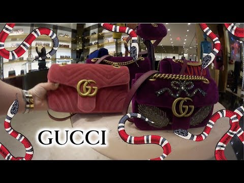Luxury Shopping Vlog at Flagship Gucci Store (North American Flagship Gucci)