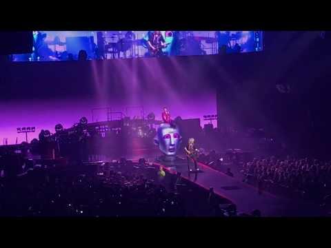 Queen and Adam Lambert Nottingham 2017 1 of 3
