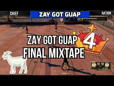 Final Nba 2k16 Mixtape | Good Bye 2k16| Legend 4 Mixtape | Zay Got Guap X Chief N Zay |