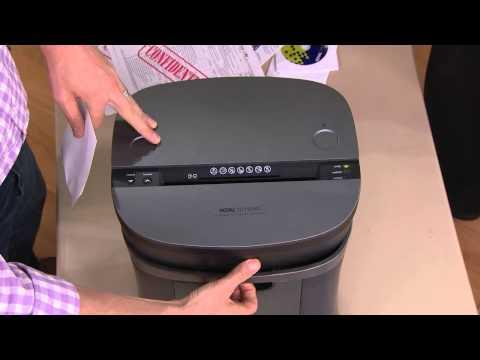 Royal ST140MX 14-Sheet Crosscut Paper Shredder W/ Pullout Bin With Dan Hughes