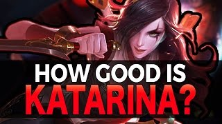 How Strong Is Katarina Right Now? - How To Play Guide - League of Legends