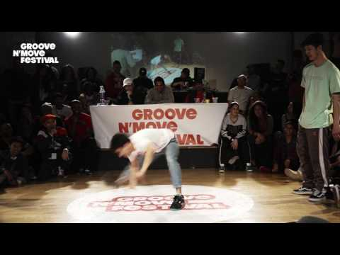FINAL - Pac Pac & Timo VS Willy & Dimi - GNM B-Boying Battle 2017