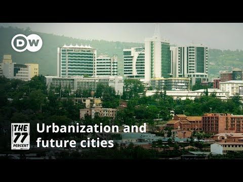 How young African Architects take on urban growth
