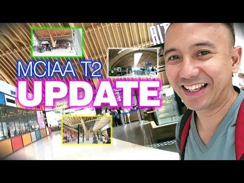 Mactan Cebu International Airport Terminal 2 Updates Before Going Back To Singapore