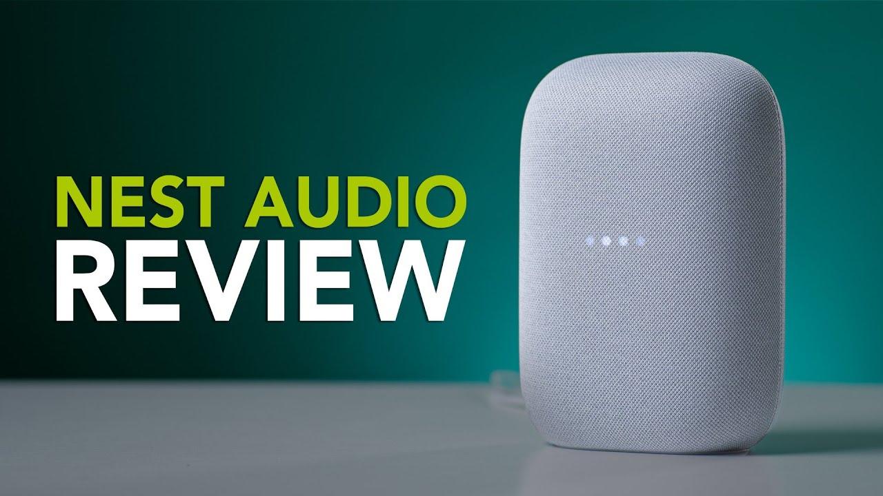Google Nest Audio review: slimme speaker klinkt beter (en harder)