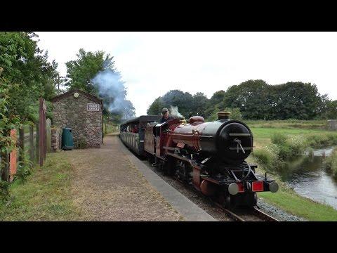 Ravenglass & Eskdale Railway - July 2015