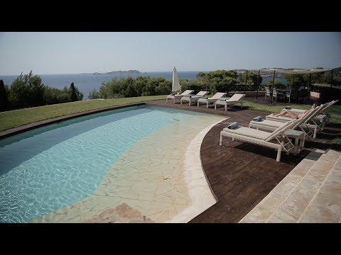 Luxury Villa Ibiza by 3d Aerofilm
