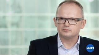 MaRS' Jon Worren on Competing Amid Industry Disruption | MaRS Verge