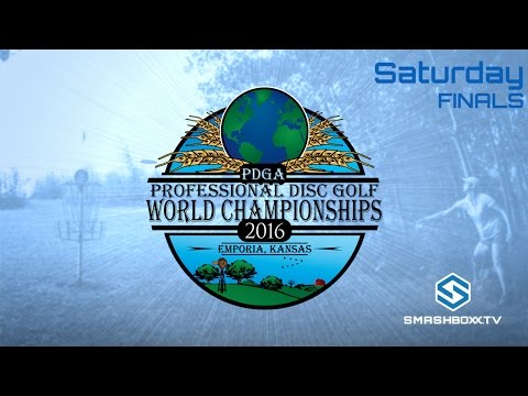 2016 Pro Worlds - Women's Finals - Catrina Allen, Paige Pierce, Valarie Jenkins and Sarah Hokom