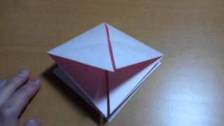 Origami Crab (cancer) Part 1 (reuploaded)