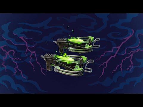 Fortnite How To Find Dual Fiend Hunters In Fortnite Season 8 (How To Get Crossbow In Fortnite)