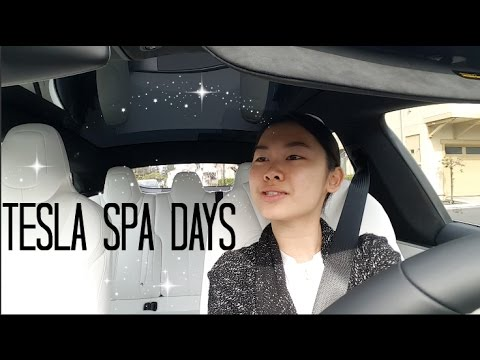 Tesla Spa Days (Part 1) | Tesla Journey
