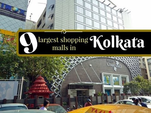 Discover Shopping Malls in Calcutta ! MUST WATCH