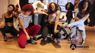rihanna work cover choreo by cherylle shyne heels class