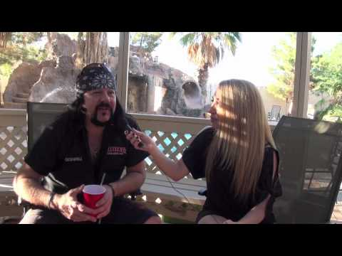 Vinnie Paul Abbott interview HELLYEAH