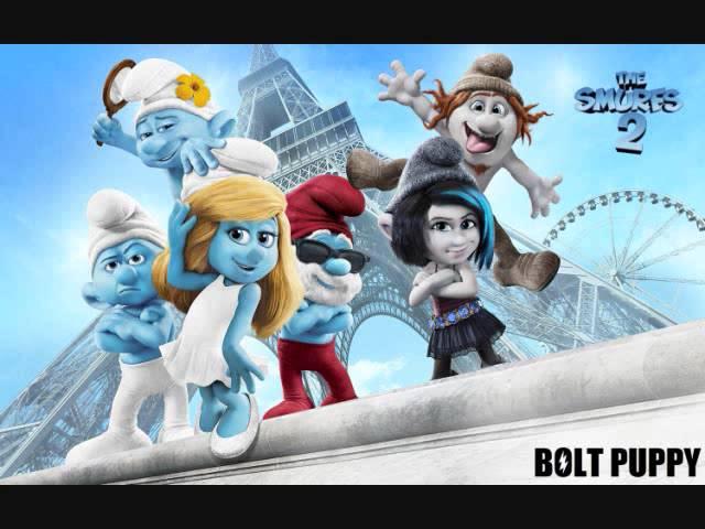The Smurfs 2 Soundtrack 10 - I'm Too Smurfy