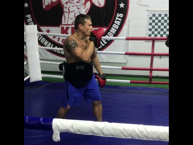 Fight mma m-1 champ подготовка