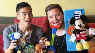 SONG CHALLENGE: TOYS with Bryan Lanning!