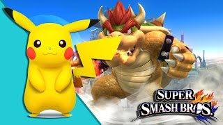 Super Smash Bros. / 2 vs 2: Babacoulle pas cool | Ep 1 Thumbnail