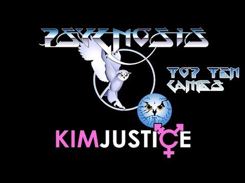 Top 10 Psygnosis Games - Kim Justice