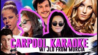 K*ARPOOL KARAOKE ft. JLo | Andrea Compton #Daretosing #ad