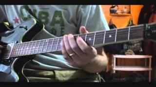Van Halen - Finish What Ya Started (guitar lesson)
