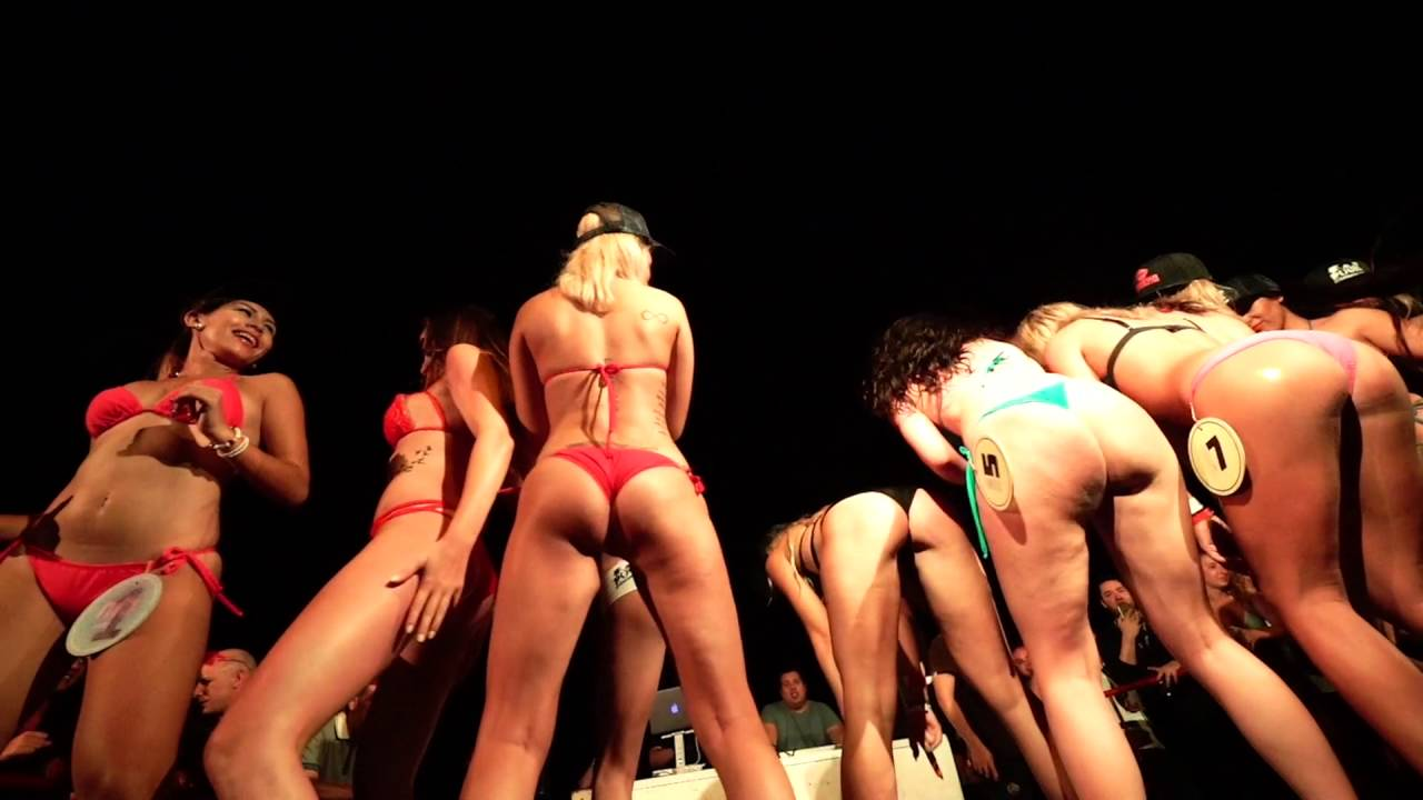 All wet spring break club orgy - 2 part 6