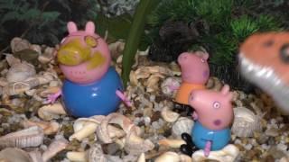 Мультфильм про динозавров. Свинка Пеппа все серии подряд