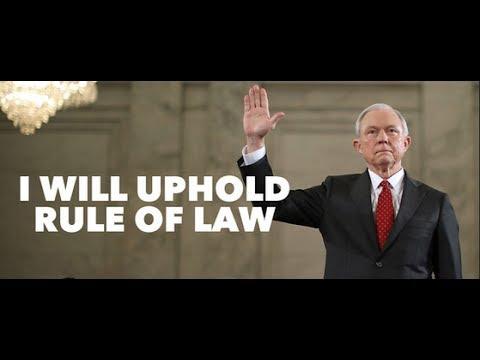 Attorney General Jeff Sessions FULL OPENING STATEMENT - Senate Intelligence Hearing