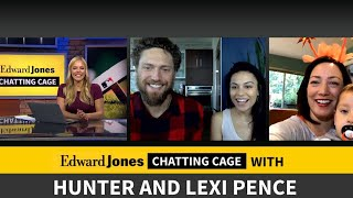 Chatting Cage: Hunter, Lexi Pence take fan questions